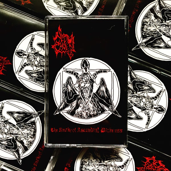 Image of Old Coven - The Awake of Ascendant Darkness