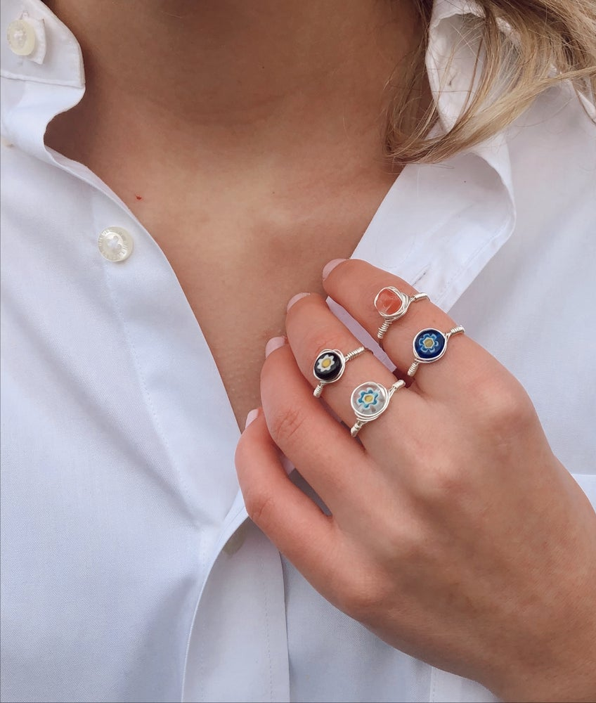 Image of Harry Styles Inspired Ring Set