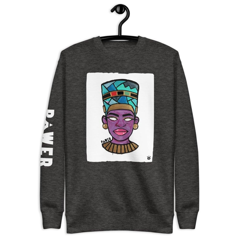 Queen Nef Fleece Pullover