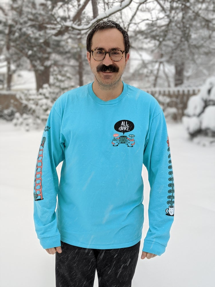 Image of All Durt Long Sleeve