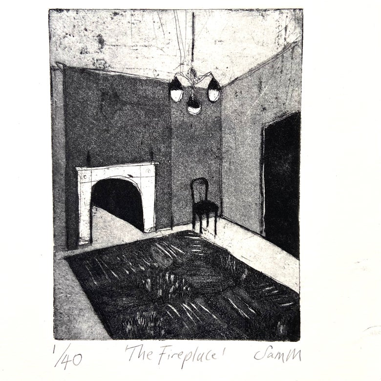 Image of The Fireplace