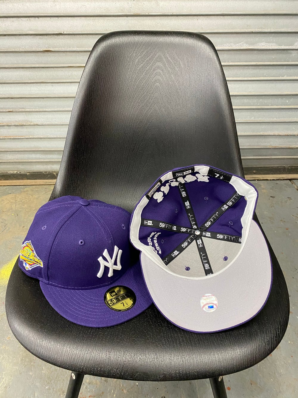 Image of PURPLE + 1996 YANKEE SAVIOR