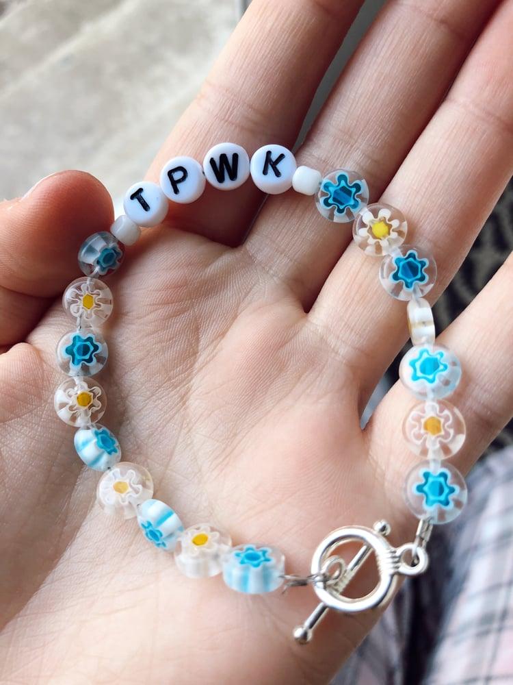 Image of TPWK Millefiori Bracelet