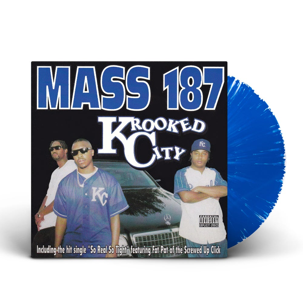 Image of Mass 187 - Krooked City Vinyl