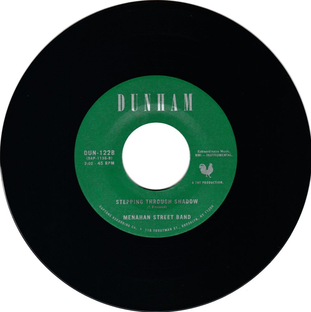 "Menahan Street Band - Midnight Morning b/w Stepping Through Shadow (7"")"