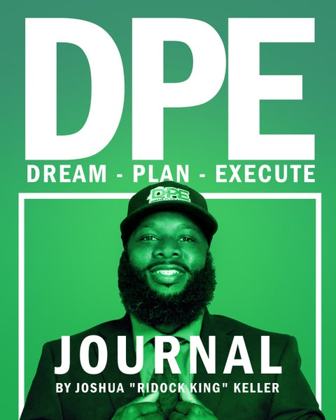 Image of Dream Plan Execute Journal