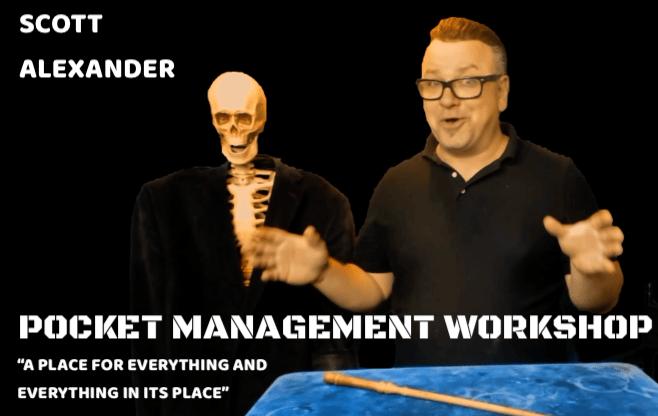 Image of Pocket Management Workshop