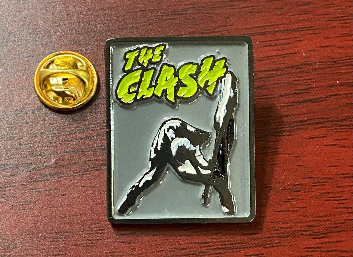 Image of The Clash Paul Simonon, London Calling