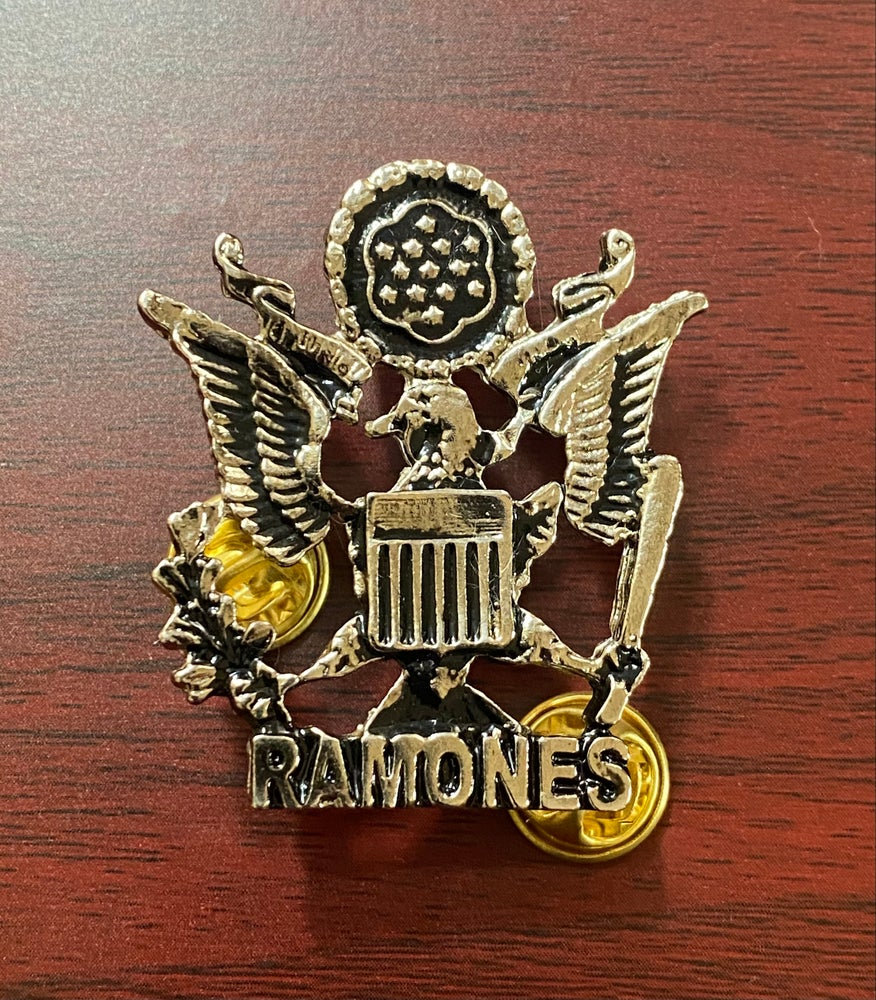 Image of The Ramones Eagle Version