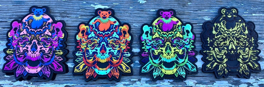 Image of Steal Your Face [Patches]