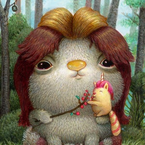 Image of Twiggy Starpuf and da 'Lil Chalupa