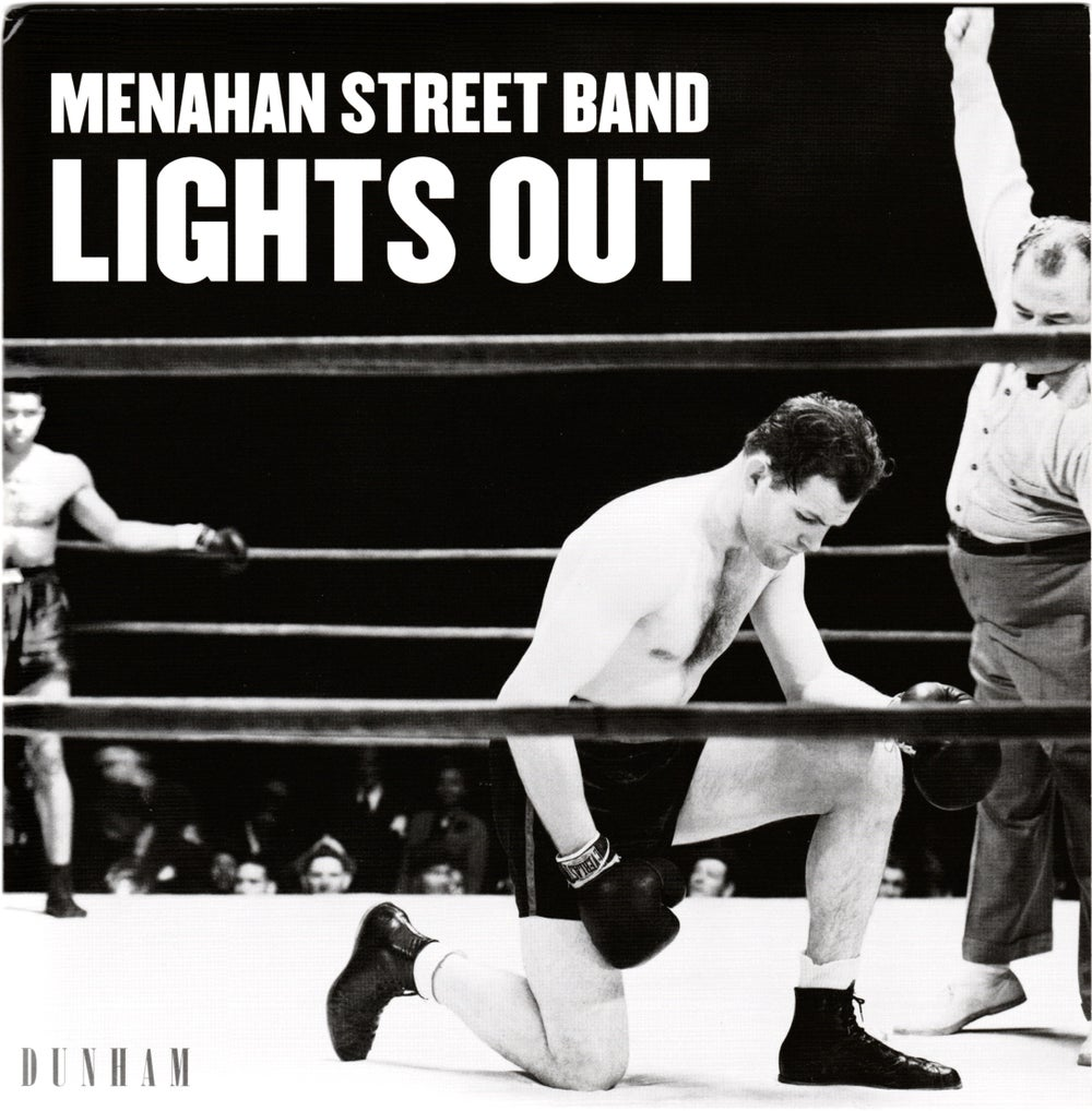 """Menahan Street Band - Lights Out b/w Keep Coming Back (7"""")"""