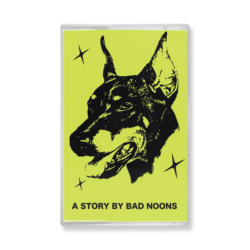 Image of EYE2EYE RECORDS   A RAWDOG SUMMER BY BAD NOONS (TAPE)