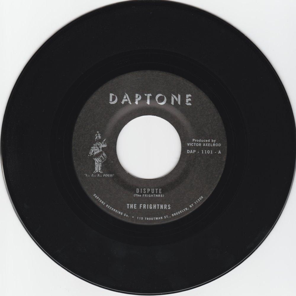 "The Frightnrs - Dispute b/w Version (7"")"