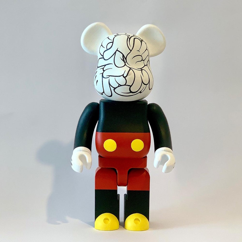 Image of Mickey Messy