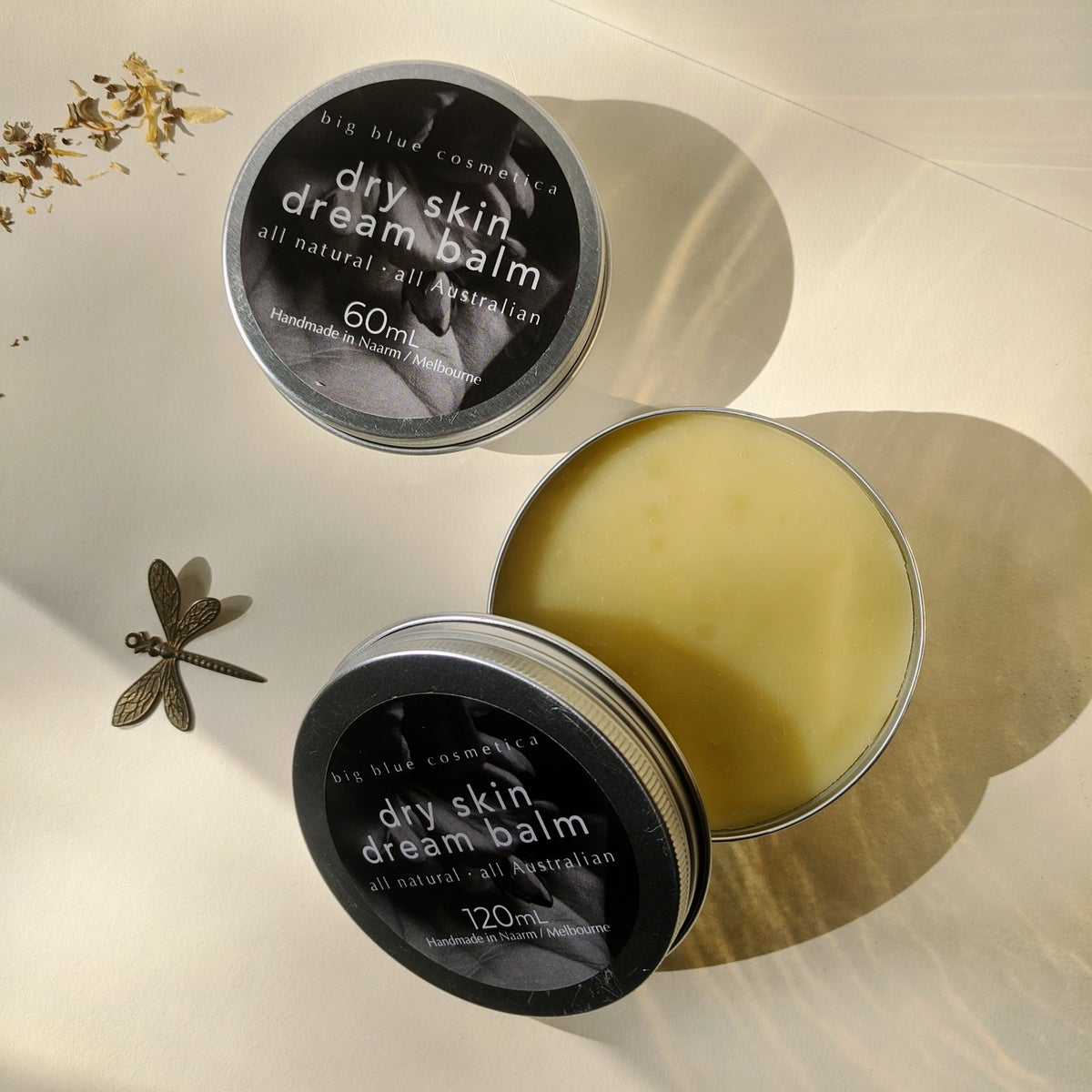 Image of dry skin dream balm