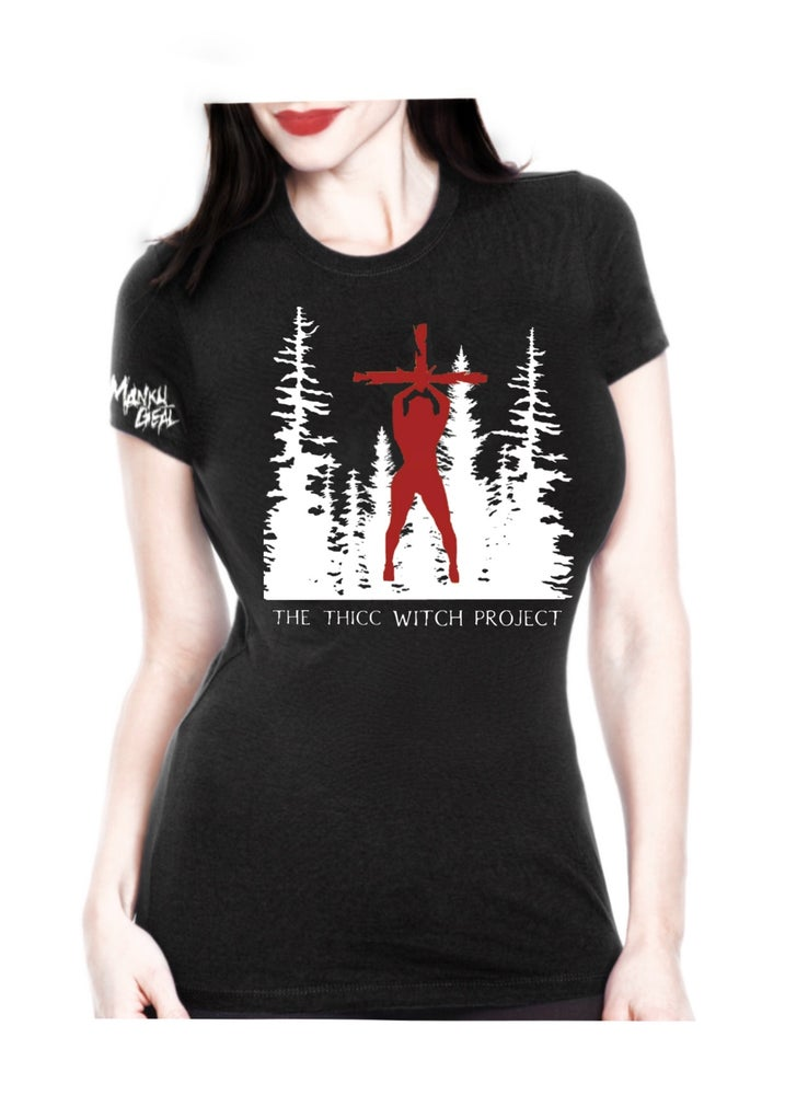 Image of Thicc Witch Project Women's Tee