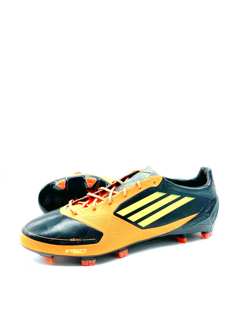 Image of Adidas F50 adizero orange black FG
