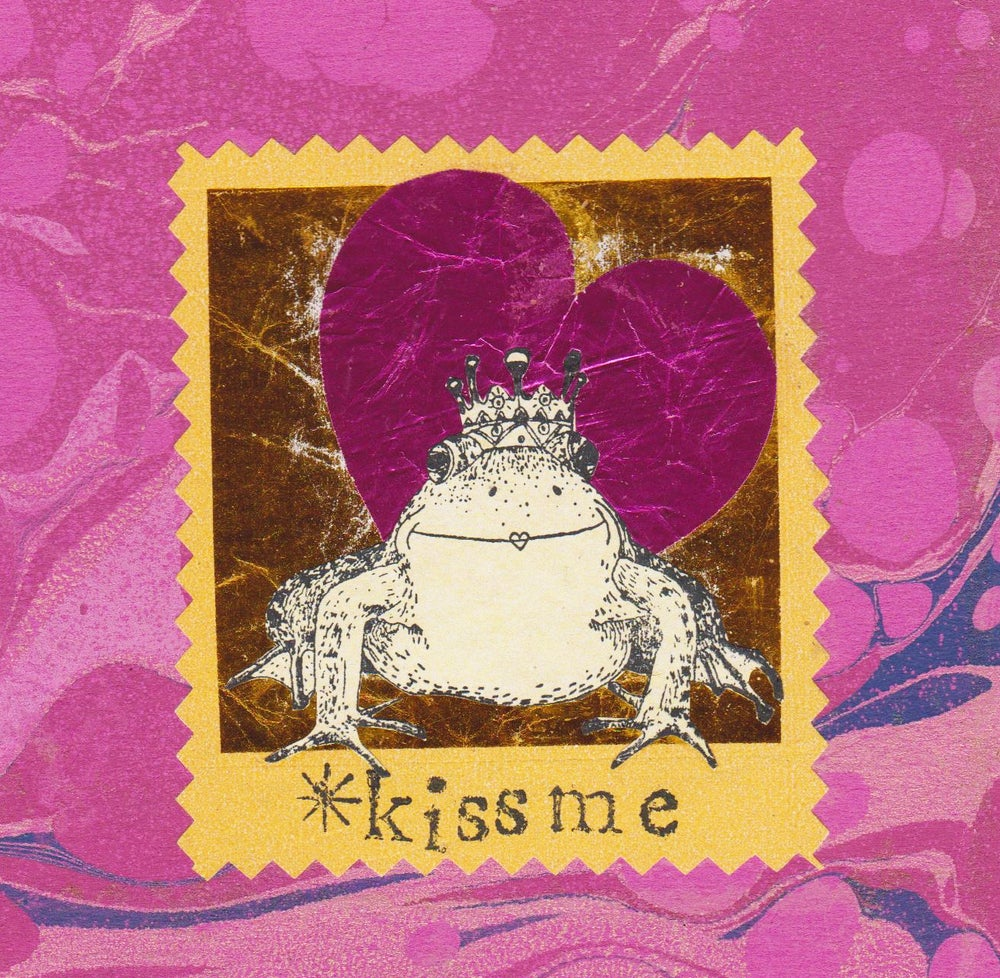 Image of Kiss Me.  #2062