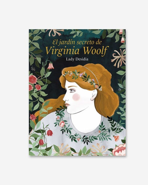 Image of Libro. El jardín secreto de Virginia Woolf..