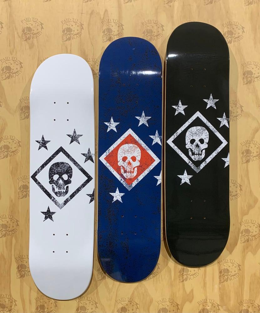 Image of Skateboard Decks