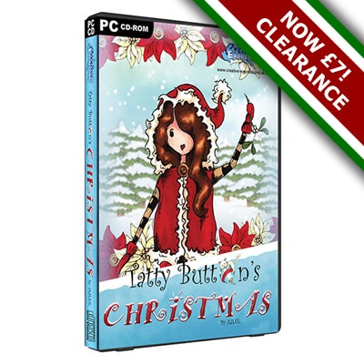 Image of Tatty Button Christmas