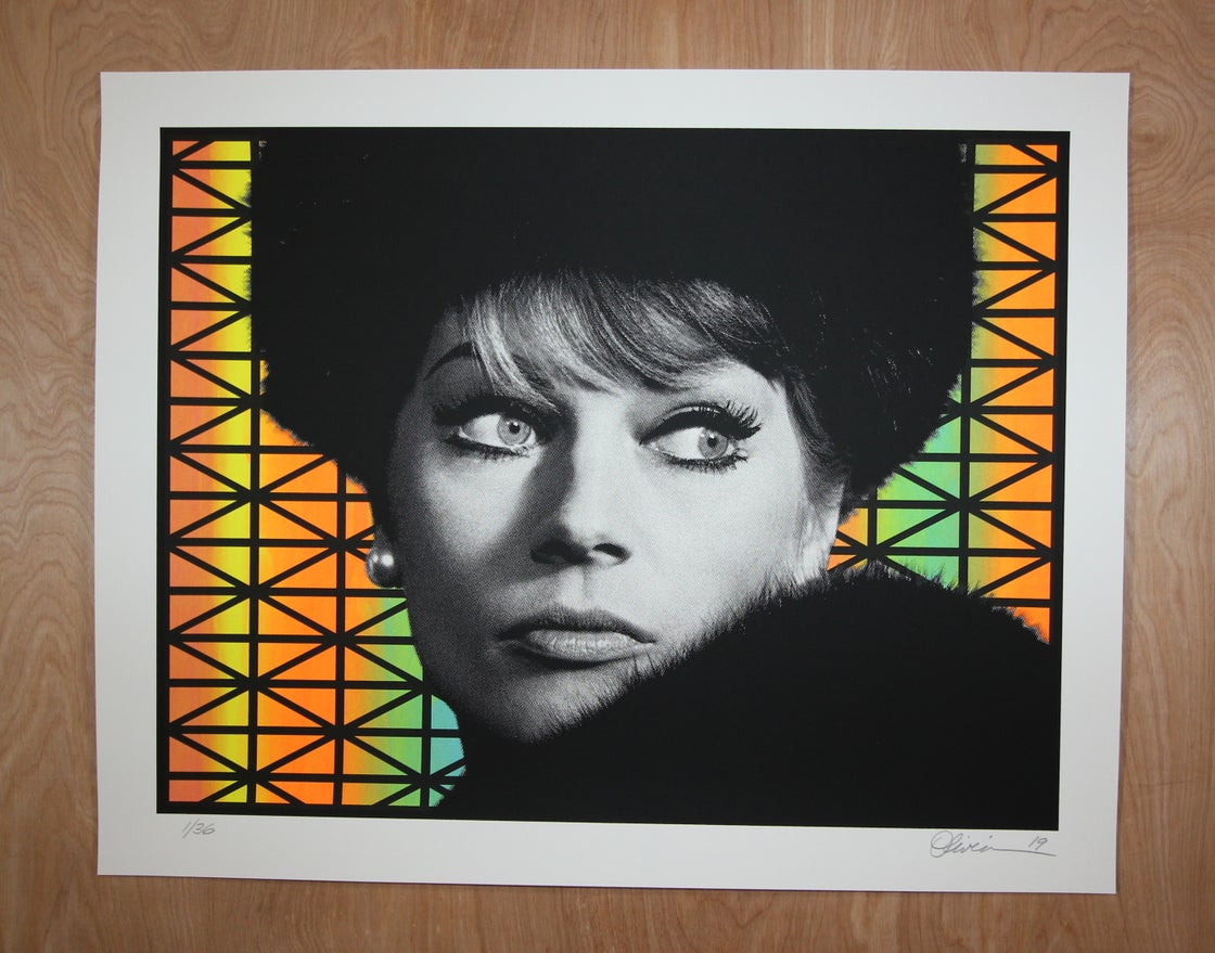 """Image of """"Paranoia"""" - Variant Edition - Print #1/36"""
