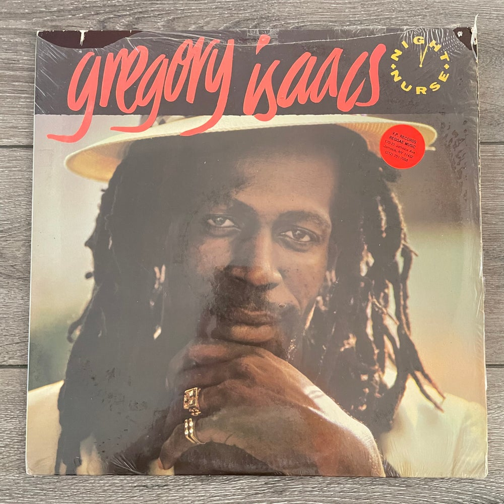 Image of Gregory Isaacs - Night Nurse Vinyl LP