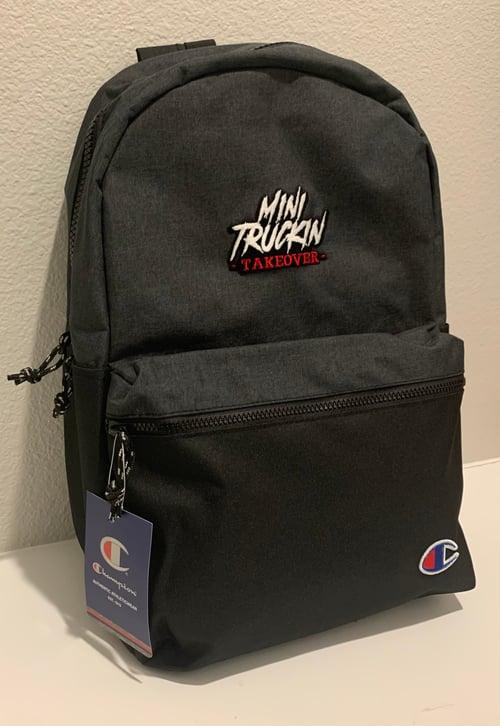 Image of Dark Grey MTT Backpack