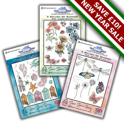 Image of Splash Of Summer Stamp Collection