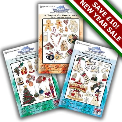 Image of Touch Of Christmas Stamp Collection
