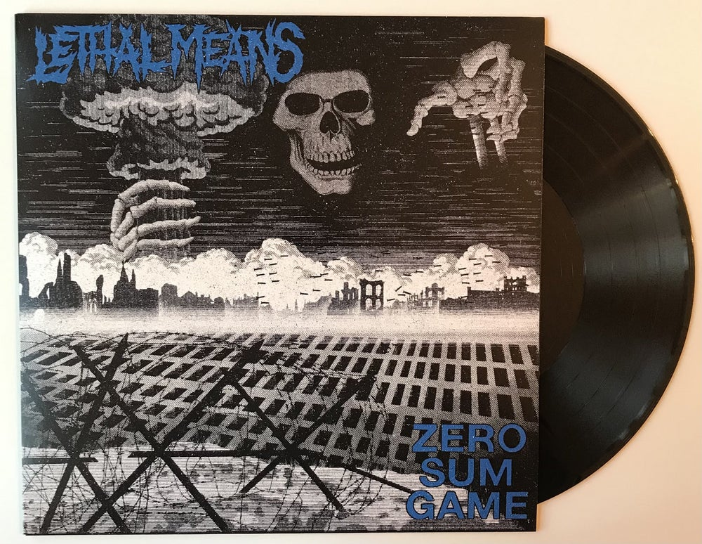 Lethal Means - Zero Sum Game 12""