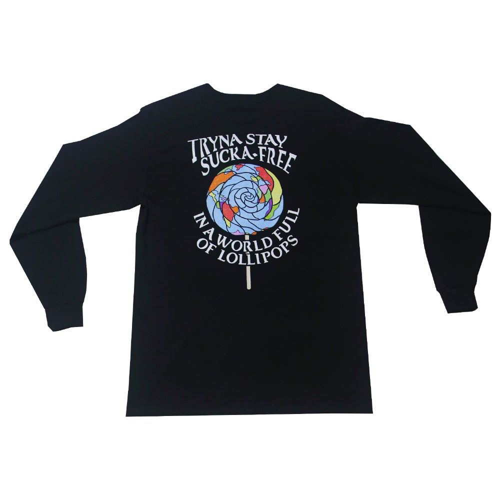 Image of Lollipop World L/S Tee