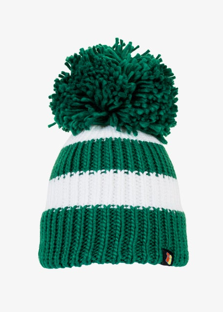 Image of Celtic Hoops Bobble Hat