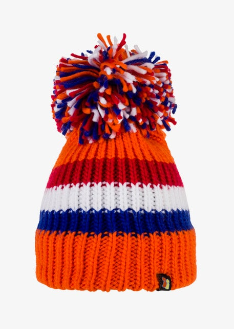 Image of Holland bobble hat
