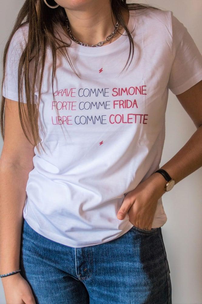 Image of T-Shirt COLETTE