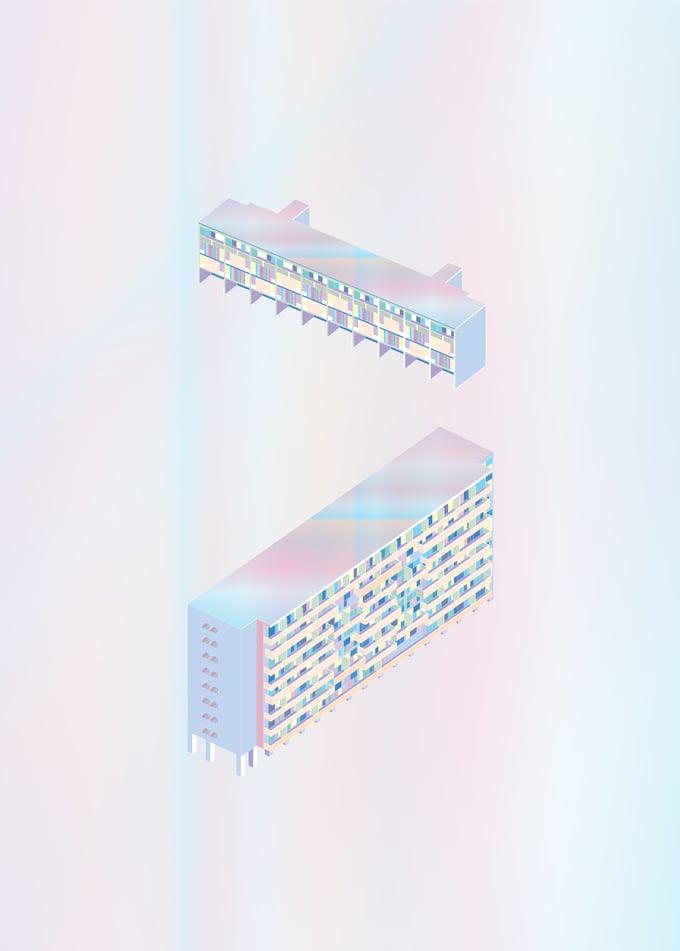 Image of ISO BERLIN HANSA II
