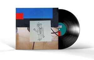Ed The Dog - 'Untitled.crashed.crashed.crashed' Vinyl LP Preorder (First Edition, Numbered, Signed)