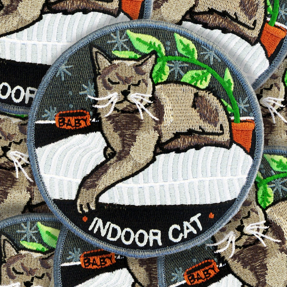 Image of Indoor Cat patch
