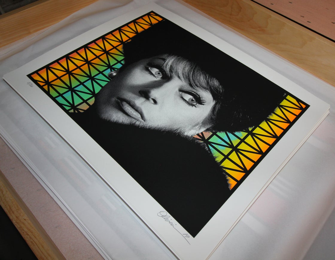 """Image of """"Paranoia"""" - Variant Edition - Print #5/36"""