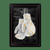 LV Marble Gloves Revert