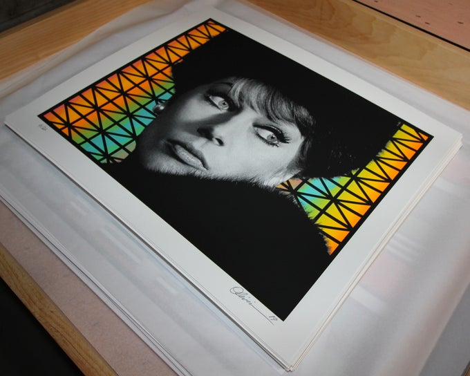"""Image of """"Paranoia"""" - Variant Edition - Print #6/36"""