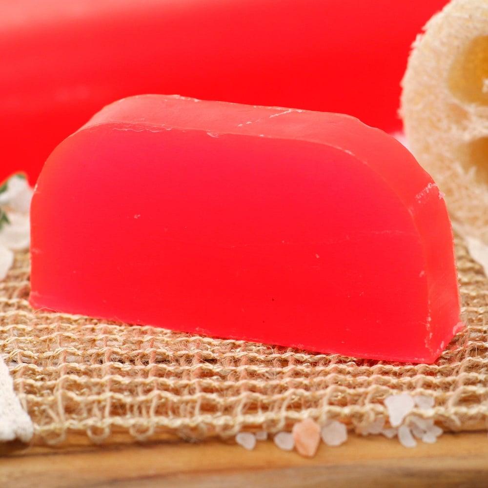 Image of Ylang Ylang & Orange Solid Shampoo with Argan Oil 100% Organic (Pack of 2)