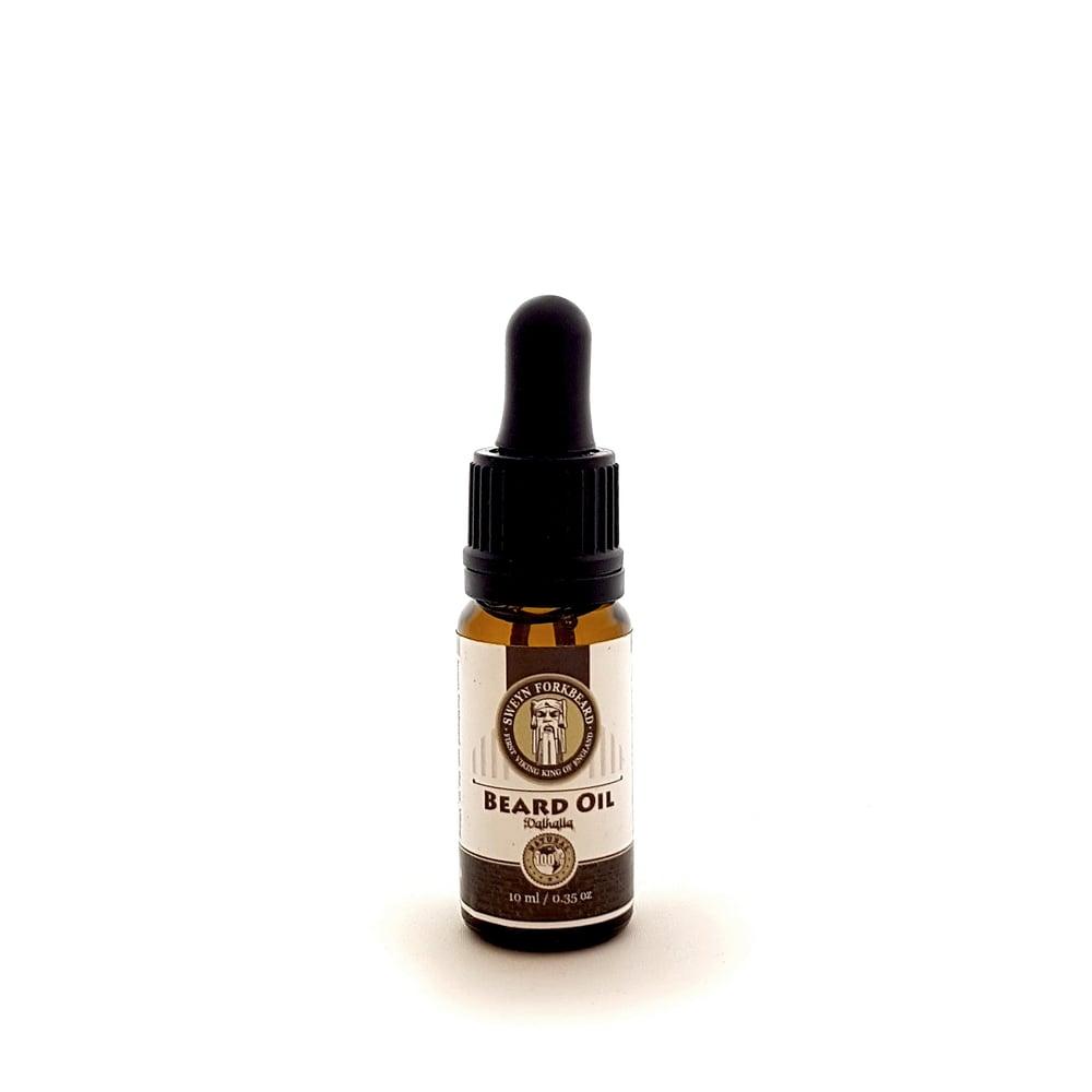 Image of Beard Oil Valhalla 10 ml/0.35 oz