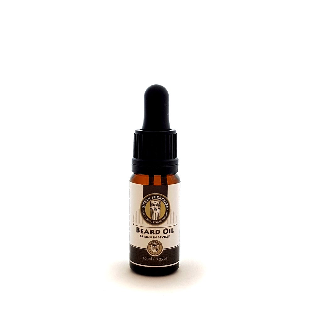 Image of Beard Oil Spring in Seville 10 ml/0.35 oz
