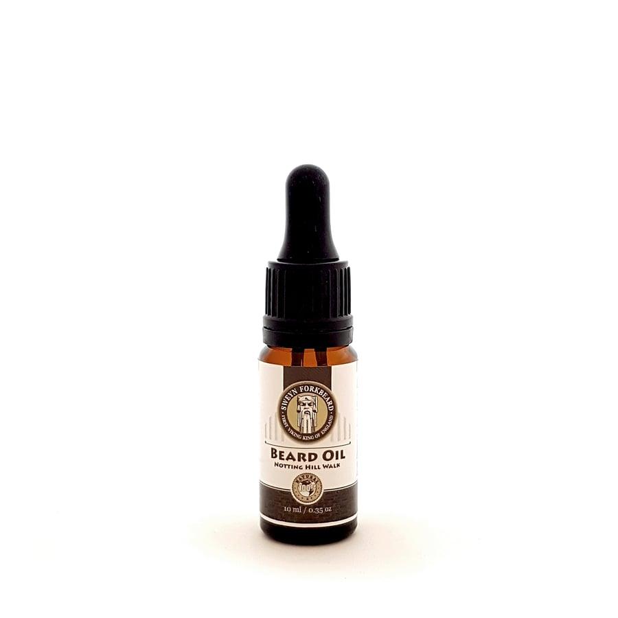 Image of Beard Oil Notting Hill Walk 10 ml/0,35 oz