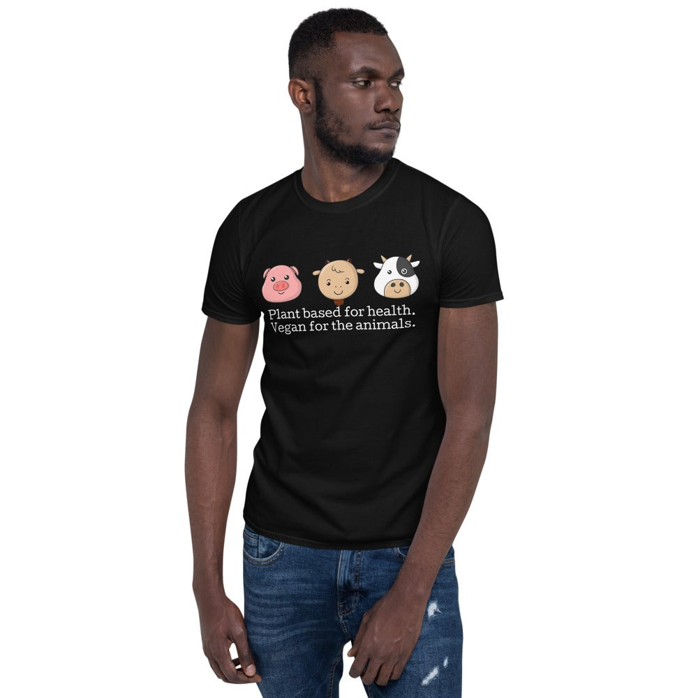 Image of Short-Sleeve Unisex Vegan T-Shirt