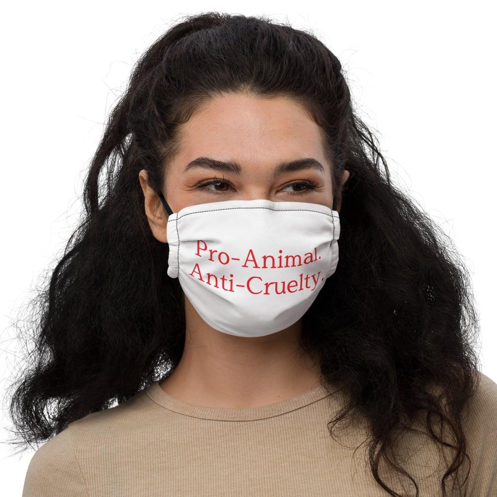 Image of Premium face mask