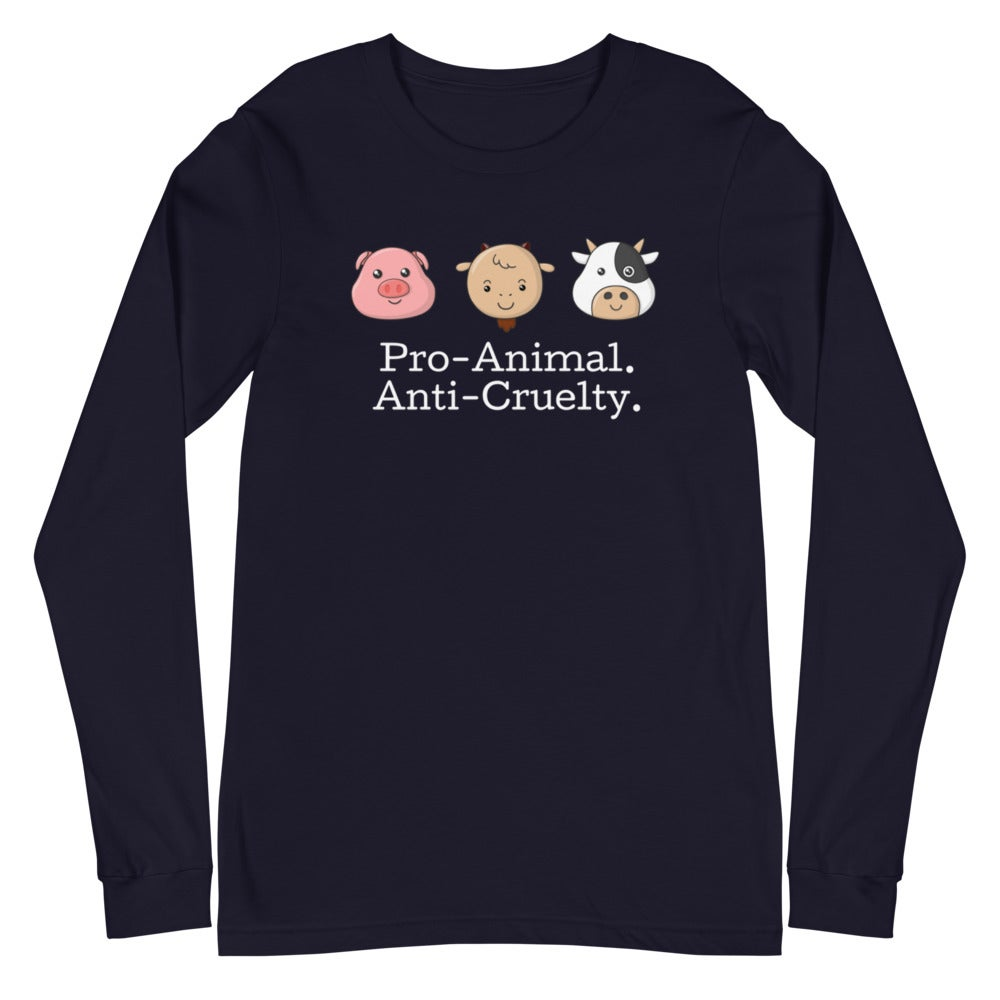Image of Unisex Long Sleeve Tee