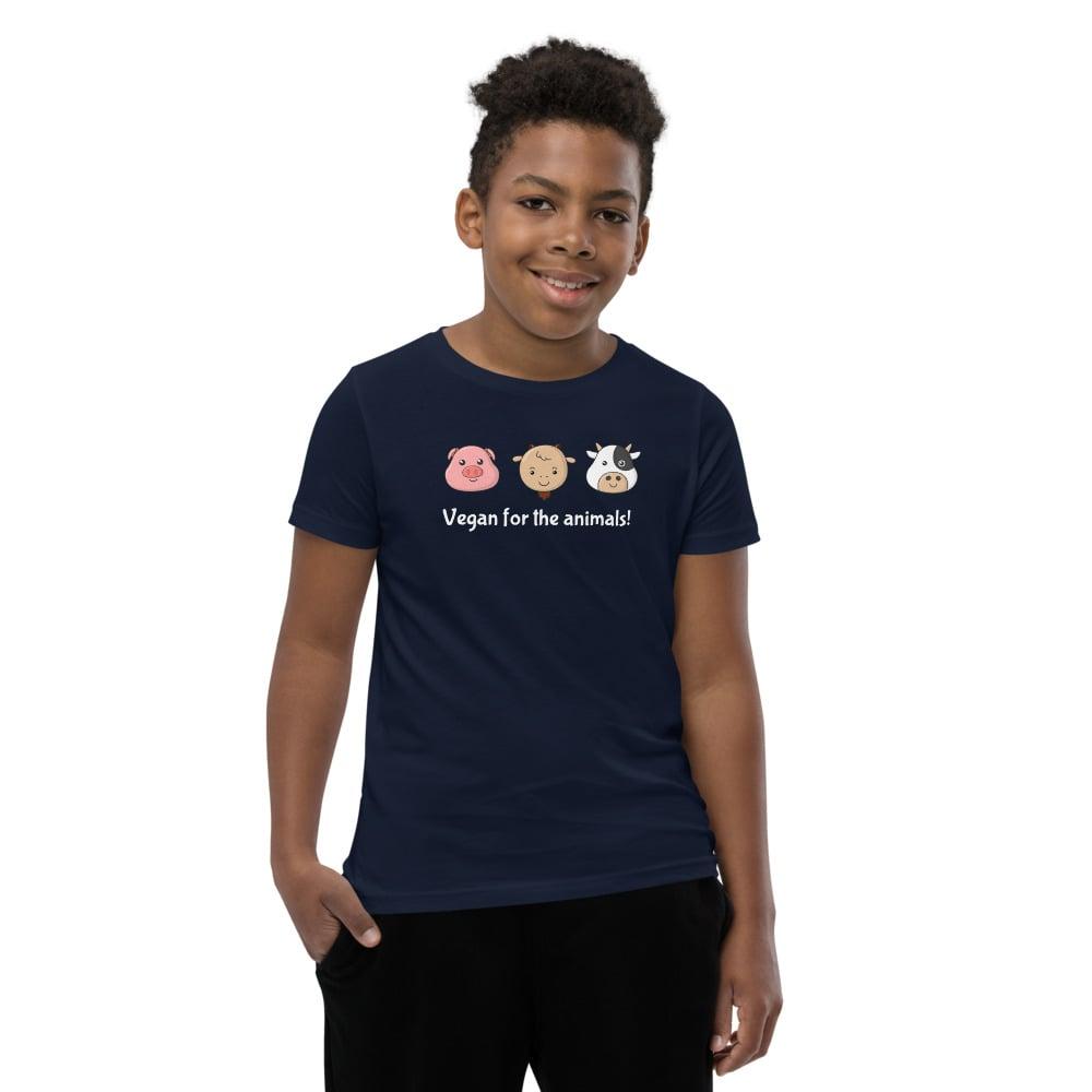 Image of Youth Short Sleeve T-Shirt